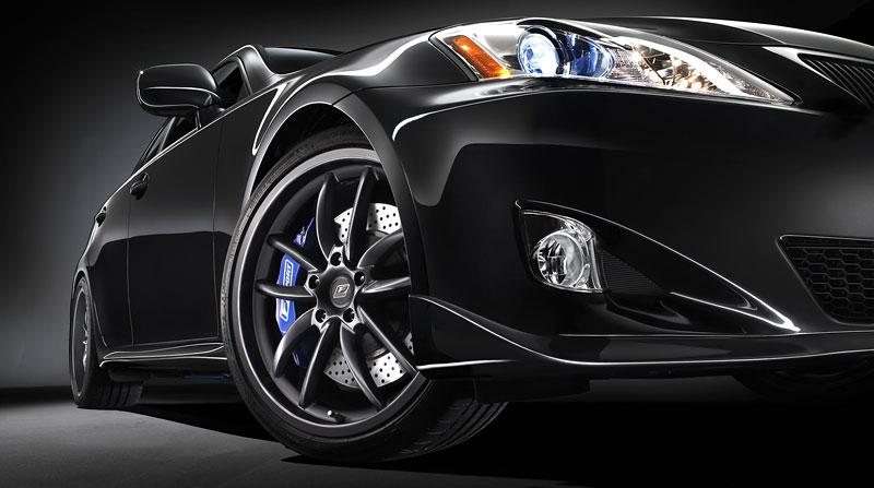 Chicago 2009: F-Sport kit pro Lexus IS C: - fotka 20