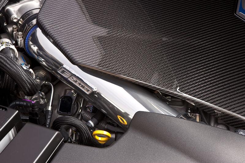 Lexus IS350C F-Sport: Evropa zase ostrouhala: - fotka 7