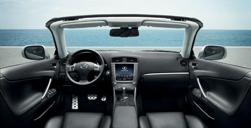 Lexus IS F-Sport (a ti druzí): další decentní facelift: - fotka 17
