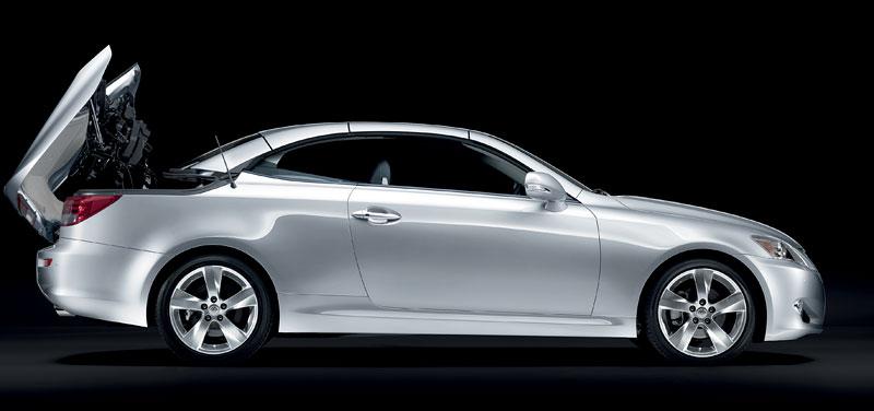 Lexus IS F-Sport (a ti druzí): další decentní facelift: - fotka 25