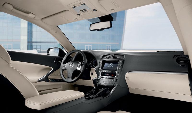 Lexus IS F-Sport (a ti druzí): další decentní facelift: - fotka 35
