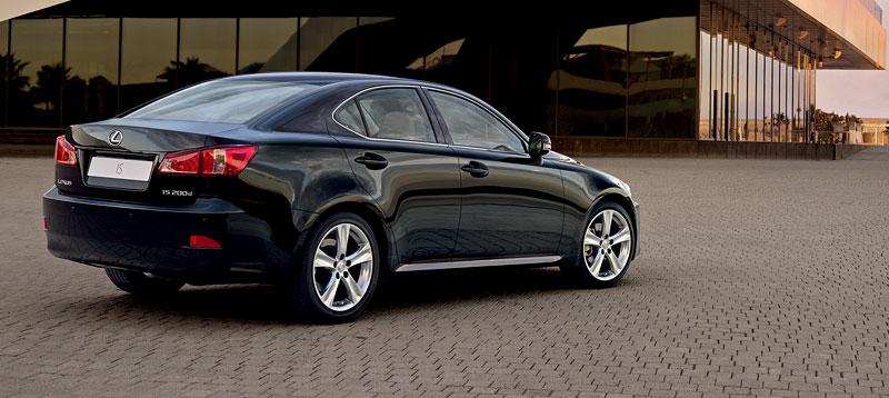 Lexus IS F-Sport (a ti druzí): další decentní facelift: - fotka 44