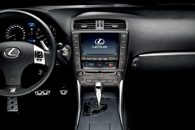 Lexus IS F-Sport (a ti druzí): další decentní facelift: - fotka 49