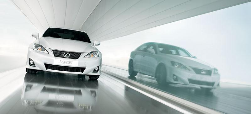 Lexus IS F-Sport (a ti druzí): další decentní facelift: - fotka 51