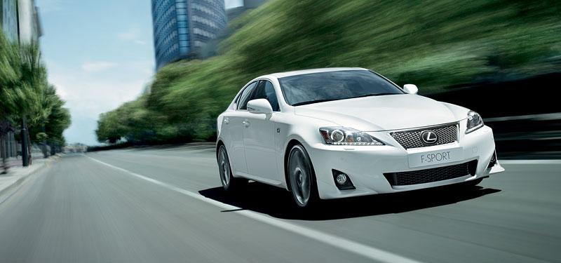 Lexus IS F-Sport (a ti druzí): další decentní facelift: - fotka 52