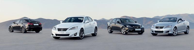 Lexus IS F-Sport (a ti druzí): další decentní facelift: - fotka 53