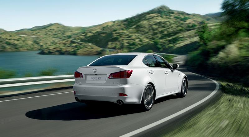 Lexus IS F-Sport (a ti druzí): další decentní facelift: - fotka 55