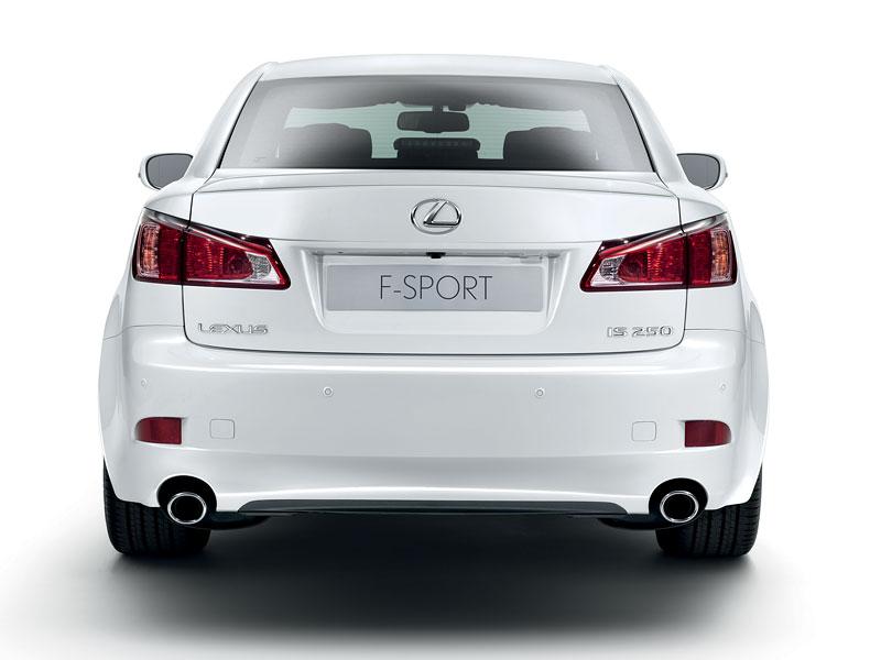 Lexus IS F-Sport (a ti druzí): další decentní facelift: - fotka 56