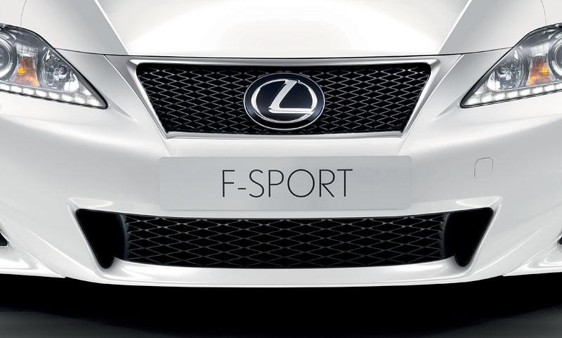 Lexus IS F-Sport (a ti druzí): další decentní facelift: - fotka 59