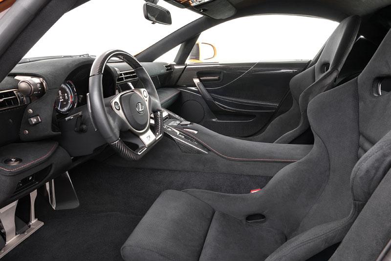 Ženeva 2011: Lexus LF-A Nürburgring Edition - nové foto: - fotka 2