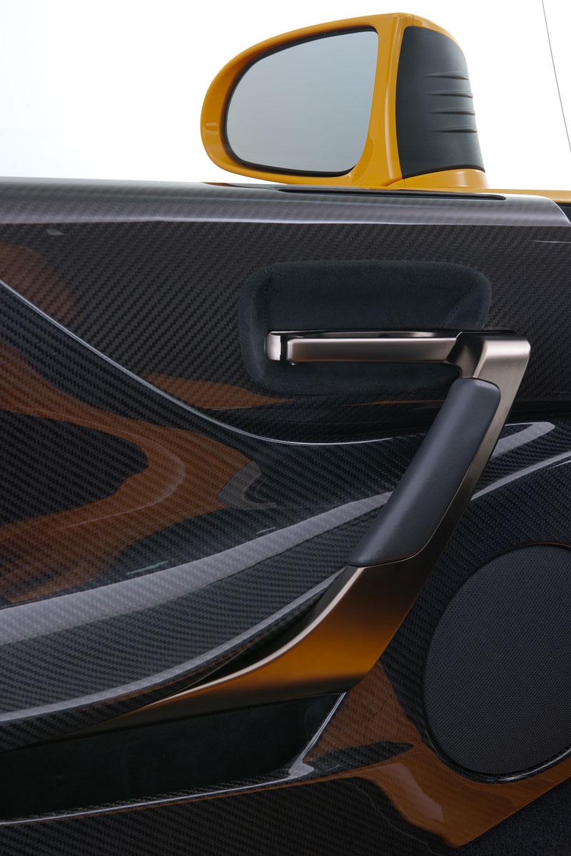Ženeva 2011: Lexus LF-A Nürburgring Edition - nové foto: - fotka 4