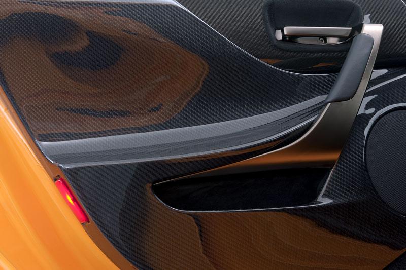 Ženeva 2011: Lexus LF-A Nürburgring Edition - nové foto: - fotka 5