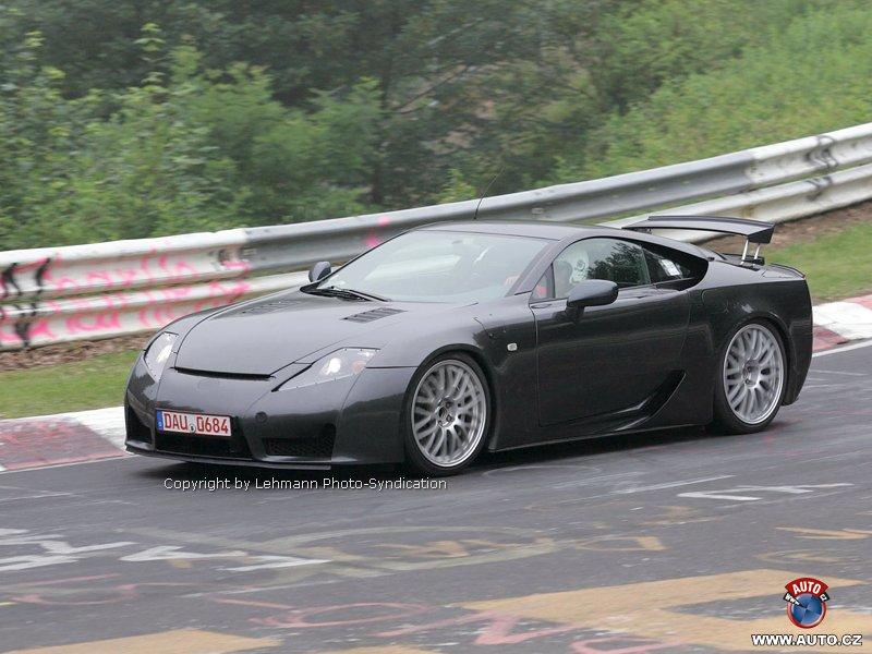 Porazí Lexus LF-A Porsche GT2?: - fotka 1