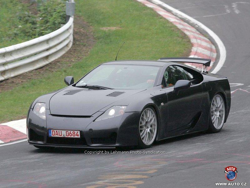 Porazí Lexus LF-A Porsche GT2?: - fotka 2