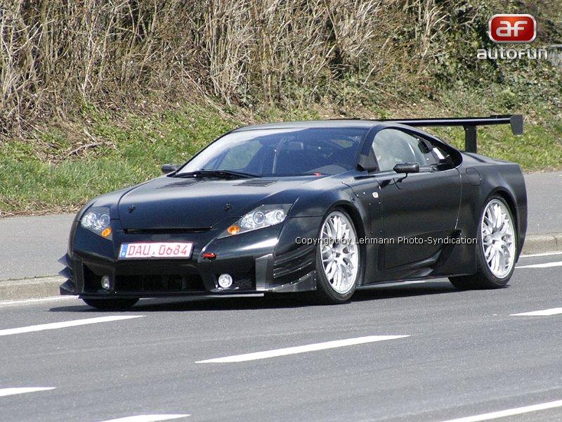 Lexus LF-A: jedeme dál!: - fotka 3