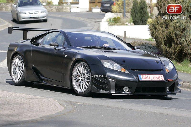 Lexus LF-A: jedeme dál!: - fotka 4