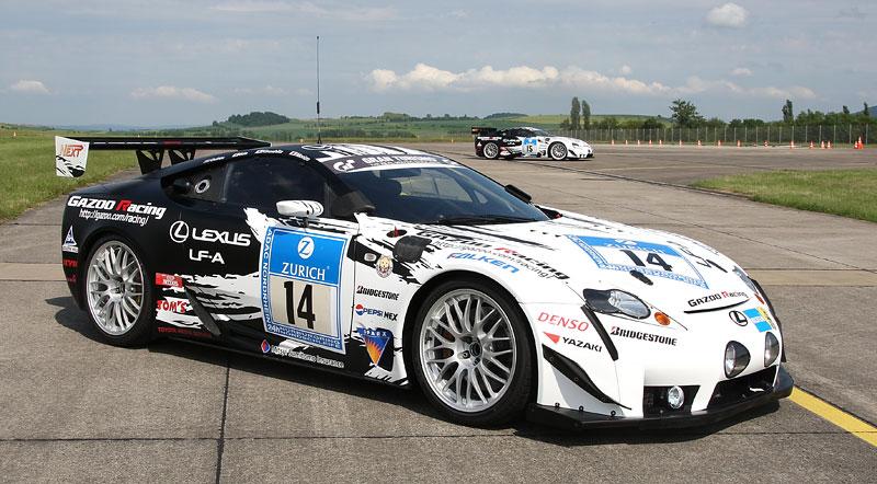 Lexus LF-A opět míří do pekla (zeleného): NOVÉ FOTO: - fotka 23