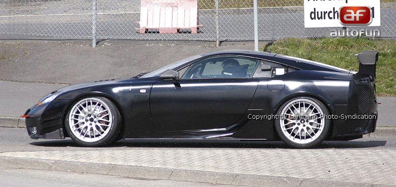 Lexus LF-A: jedeme dál!: - fotka 5