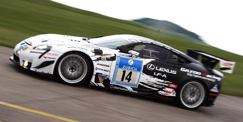 Lexus LF-A opět míří do pekla (zeleného): NOVÉ FOTO: - fotka 24