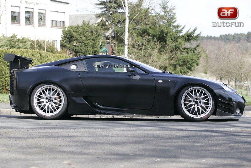Lexus LF-A: jedeme dál!: - fotka 6