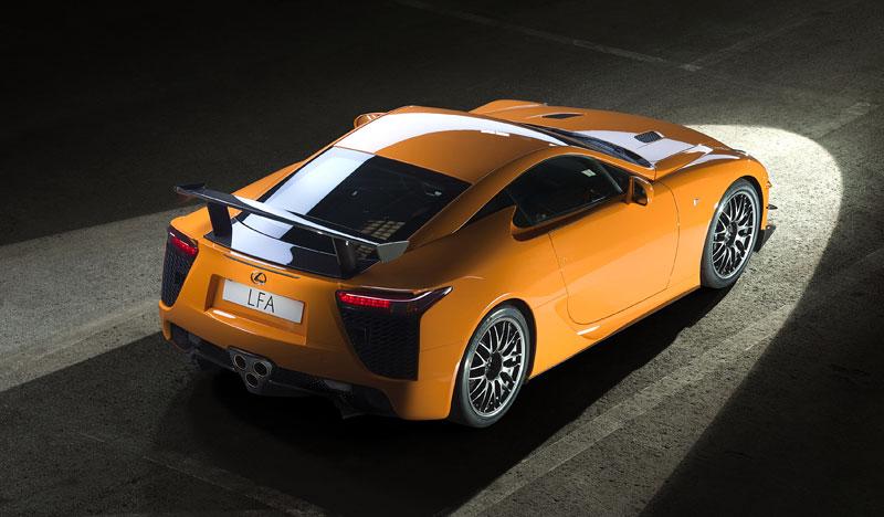 Ženeva 2011: Lexus LF-A Nürburgring Edition - nové foto: - fotka 20