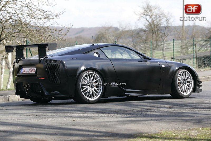 Lexus LF-A: jedeme dál!: - fotka 9