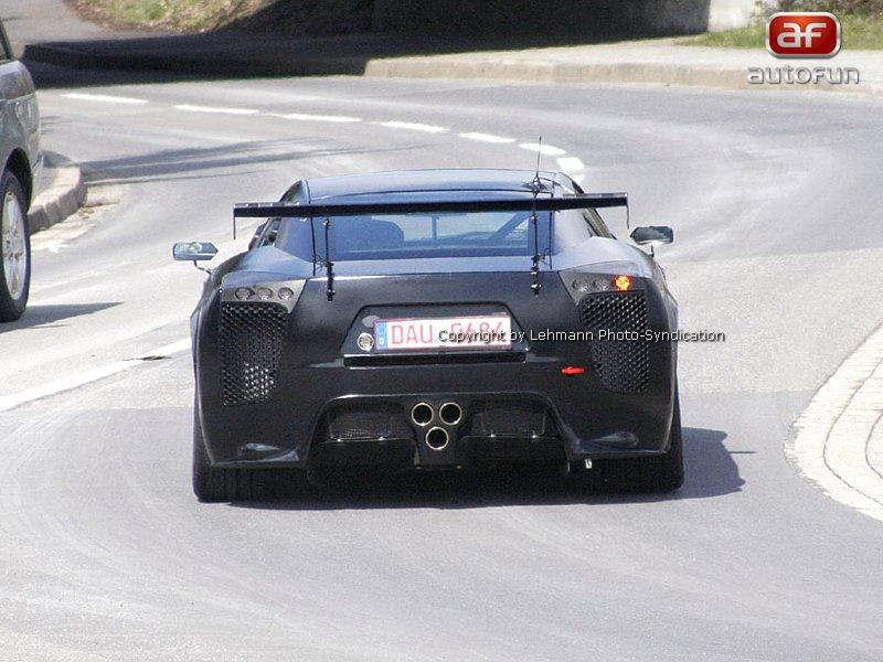 Lexus LF-A: jedeme dál!: - fotka 10