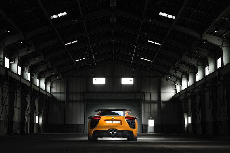 Ženeva 2011: Lexus LF-A Nürburgring Edition - nové foto: - fotka 24