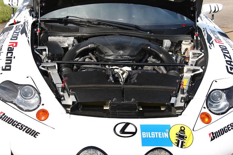 Lexus LF-A opět míří do pekla (zeleného): NOVÉ FOTO: - fotka 27