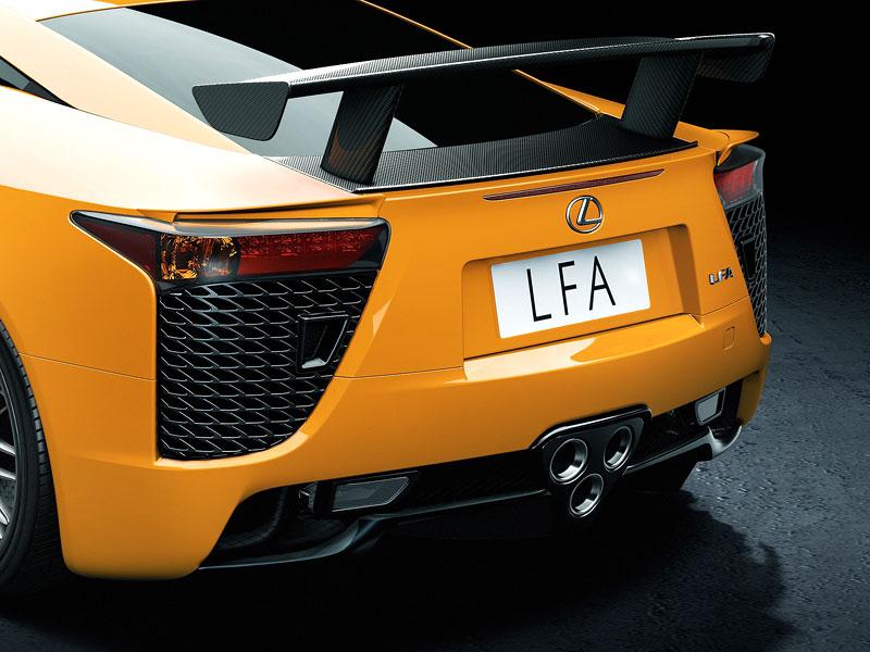 Ženeva 2011: Lexus LF-A Nürburgring Edition - nové foto: - fotka 28