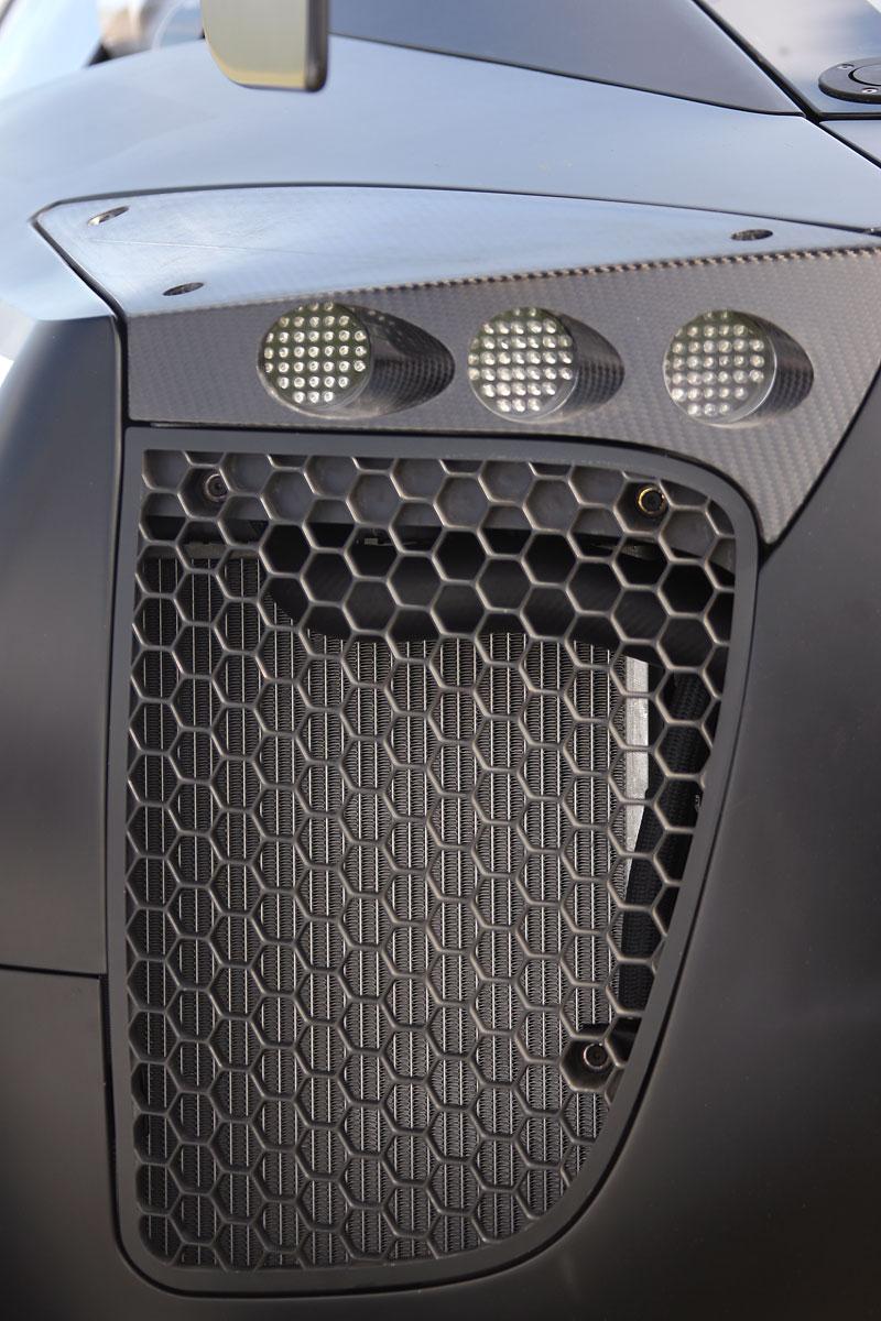 Lexus LF-A opět míří do pekla (zeleného): NOVÉ FOTO: - fotka 30
