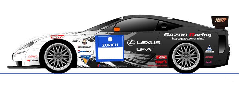 Lexus LF-A opět míří do pekla (zeleného): NOVÉ FOTO: - fotka 36