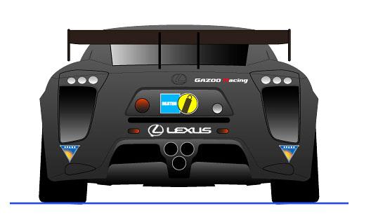 Lexus LF-A opět míří do pekla (zeleného): NOVÉ FOTO: - fotka 38