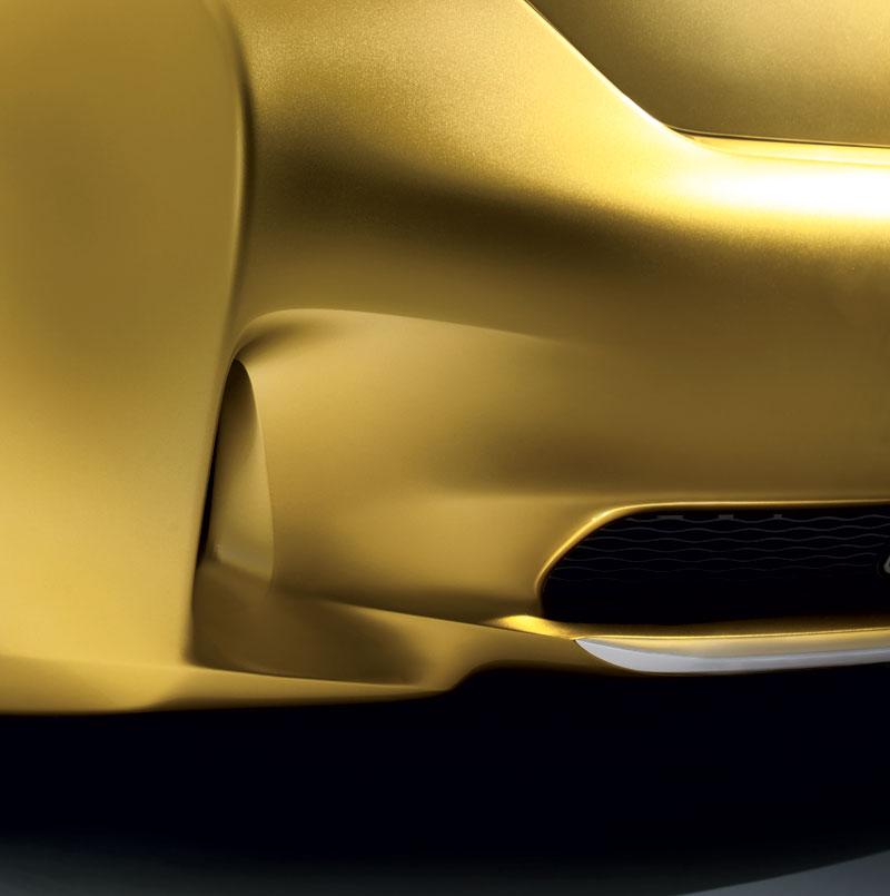 Lexus LF-Ch: první foto kompaktního hatchbacku: - fotka 3