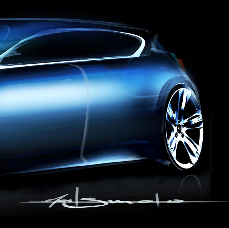 Lexus LF-Ch: první foto kompaktního hatchbacku: - fotka 8