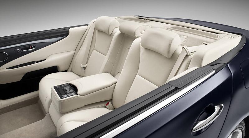 Lexus LS 600h L Landaulet: připraveno na svatbu monackého knížete: - fotka 1