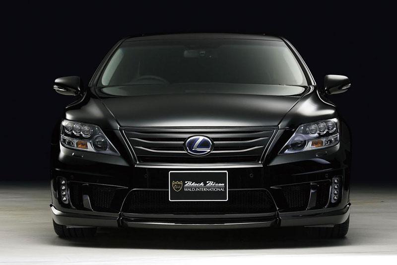 Lexus LS600h by Wald International aneb hybridní bizon přijíždí: - fotka 1