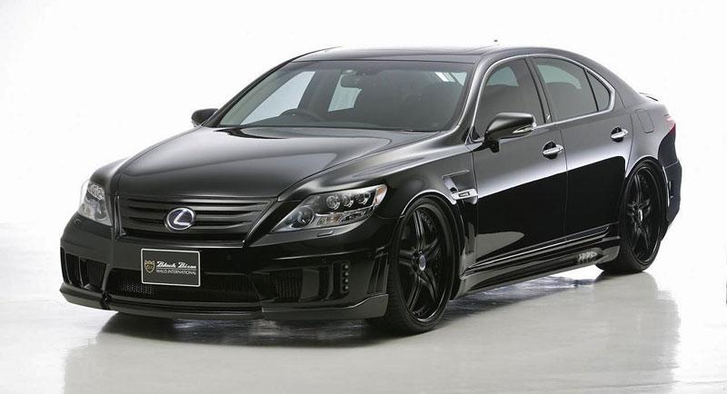 Lexus LS600h by Wald International aneb hybridní bizon přijíždí: - fotka 2