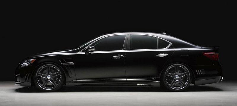 Lexus LS600h by Wald International aneb hybridní bizon přijíždí: - fotka 4