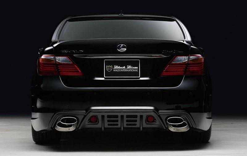 Lexus LS600h by Wald International aneb hybridní bizon přijíždí: - fotka 6