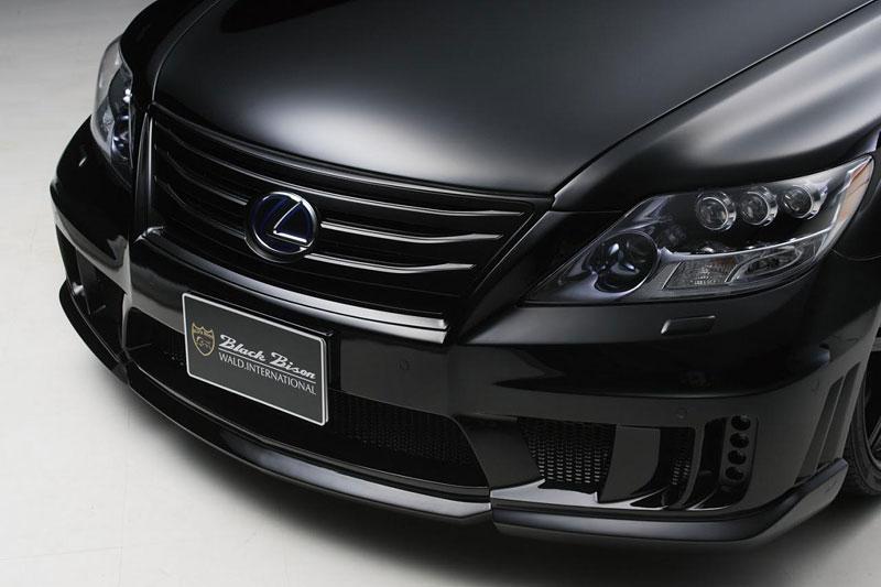 Lexus LS600h by Wald International aneb hybridní bizon přijíždí: - fotka 7