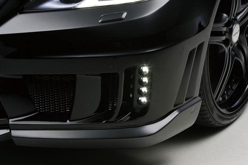 Lexus LS600h by Wald International aneb hybridní bizon přijíždí: - fotka 9
