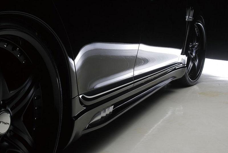 Lexus LS600h by Wald International aneb hybridní bizon přijíždí: - fotka 11