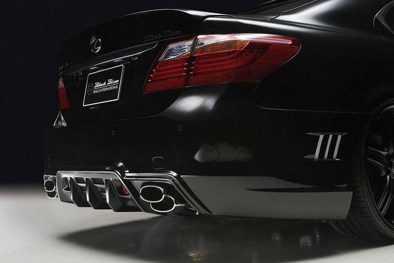 Lexus LS600h by Wald International aneb hybridní bizon přijíždí: - fotka 12