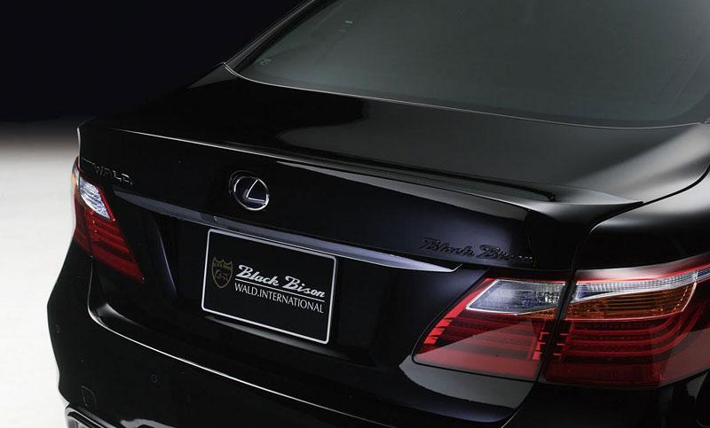 Lexus LS600h by Wald International aneb hybridní bizon přijíždí: - fotka 13