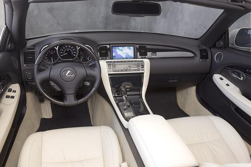 Lexus SC430 končí, ale vrátí se: - fotka 2