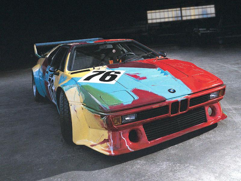 BMW M1 slaví 30 let: - fotka 22