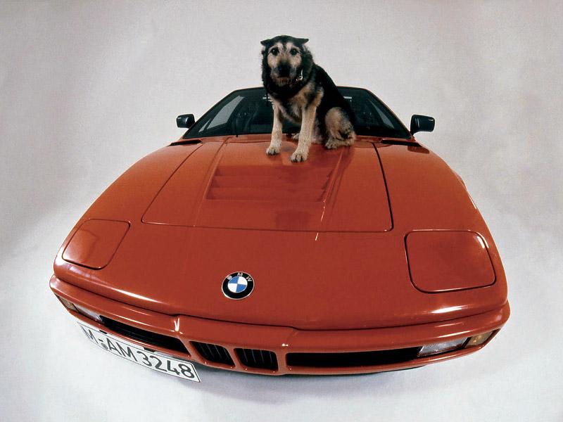 BMW M1 slaví 30 let: - fotka 24