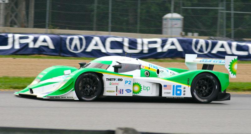 Nové palivo pro ALMS: Butanol vyzkouší Mazda: - fotka 1