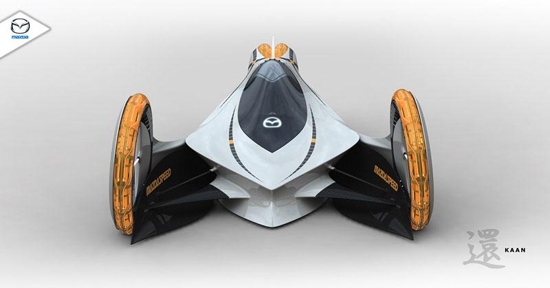 L.A. Design Challenge: Mazda Kaan: - fotka 2